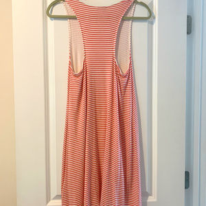Splendid Dresses - SPLENDID Red White Stripe Dress Size Small